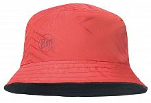 Панама Buff Travel Bucket Hat collage red/black (BU 117204.425.10.00)