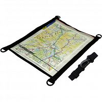 Гермочехол для карт OverBoard Map Pouch A4 Black (OB1081BLK)