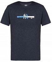 Футболка 47 Brand 47 Club Tee New York Yankees (475831-FS)