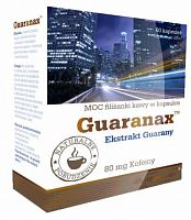 Энергетик Olimp Sport Nutrition Guaranax, 60 капс (103200)