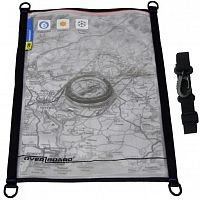 Гермочехол для карт OverBoard Map Pouch A3 Black (OB1105BLK)