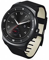 Умные часы LG G Watch R W110 (Black)
