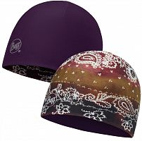 Шапка двусторонняя Buff Microfiber Reversible Hat delhi tobacco (BU 113166.326.10.00)