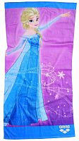 Полотенце Arena Unisex DM Towel Jr, frozen disney /000252-810/
