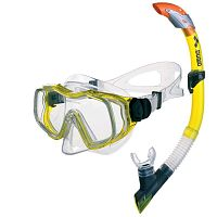 Аква-комплект детский Arena Sea Discovery Jr Mask + Snorke /95221-13/