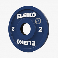 Диск  Eleiko WPPO Powerlifting Competition Disc - 2 kg RC (3001781-0020R)