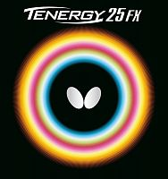 Накладка Butterfly Tenergy 25-FX 2.1 mm
