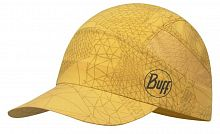 Кепка туристическая Buff Pack Trek Cap net mustard (BU 117222.118.10.00)