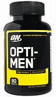 Комплекс витаминов Optimum Nutrition Opti-Men, 90 таб (103430)