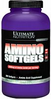Аминокислота Ultimate Nutrition Amino Softgels - 300 caps (811281)