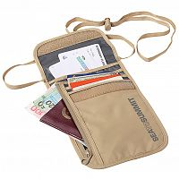 Кошелек на шею Sea To Summit Trevel light Neck Wallet sand/grey (STS ATLNW5SA)