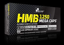 Аминокислота Olimp Sport Nutrition HMB Mega Caps 1250, 120 капс (103204)