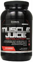 Гейнер Ultimate Nutrition Muscle Juice Revolution 2600, 2,12 кг