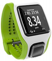 TomTom Runner Cardio Green/White