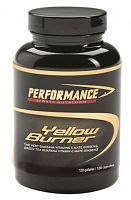 Енергетик Performance yellow subs xtreme 120tab