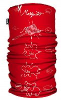 Бафф H.A.D. Printed Fleece Tube Kids Making Elephants Red (HA492-0722)