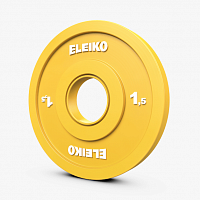 Диск Eleiko IWF Weightlifting Competition Disc - 1.5 kg FG (121-0015F)