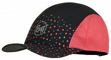 Кепка беговая Buff Run Cap r-liw multi (BU 117923.555.10.00)