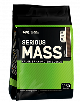 Гейнер Optimum Nutrition Serious Mass, 5,44 кг