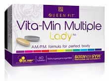 Комплекс витаминов Olimp Sport Nutrition Vita-Min Multiple Lady, 40 таб (103279)