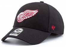 Бейсболка 47 Brand Detroit Red Wings MVP (H-MVP05WBV-BKA)