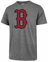 Футболка мужская 47 Brand Club Tee Boston Red Sox (353155SE)