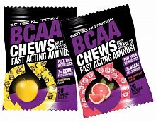 Аминокислота Scitec Nutrition BCAA Chews, 30 таб