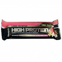 Протеиновый батончик EthicSport High Protein Vanilla-Strawberry - 1 bars, 55 g
