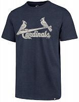 Футболка мужская 47 Brand Club Tee St. Louis Cardinals (353082LN)