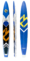 "Доска Focus Sup Hawaii Bluefin Turbo 12'6"" Х 24""3/4 ACT"