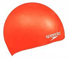 Шапочка для плавания Speedo Plain Moulded Silicone Cap Junior (8-709901740)