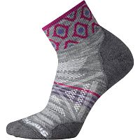 Короткие термоноски Smartwool Women's PhD Outdoor Light Pattern Mini