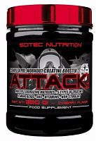 Креатин Scitec Nutrition Attack, 320 г (107169)