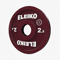 Диск Eleiko WPPO Powerlifting Competition Disc - 2,5 kg RC (3001781-0025R)