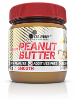 Арахисовая паста Olimp Sport Nutrition Peanut Butter Smooth, 350 г (106943)