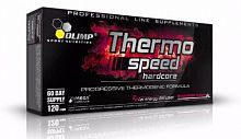 Жиросжигатель Olimp Sport Nutrition Thermo Speed  Hardcore, 120 капс (103270)