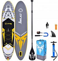 "Надувной SUP борд Z-Ray 10'10"" X-Rider Deluxe X2 2020"