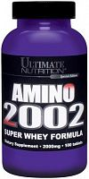 Аминокислота Ultimate Nutrition Amino 2002 (104665)