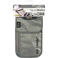 Кошелек на шею Sea To Summit TL Ultra-Sil Neck wallet RFID grey (STS ATLNWRFID)
