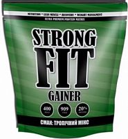 Гейнер Strong Fit Gainer 20, 909 г (104645)