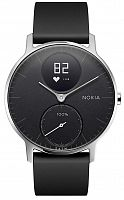 Смарт-часы c пульсометром Nokia (withings) Steel HR 36 mm