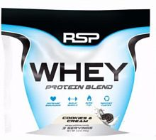 Сывороточный протеин RSP Nutrition Whey Protein Blend, 105 г