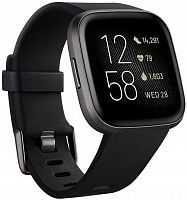 Смарт-часы Fitbit Versa 2  Black/Carbon