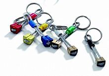 Брелок Rock Empire Key Ring Alu (ZPK002)