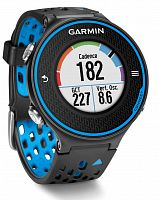 Беговой пульсометр с GPS Garmin Forerunner 620 Blue/Black Watch Only