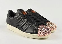 "Кроссовки Adidas Superstar 80s Metal Toe ""Black"" 1333"
