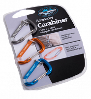Карабины Sea To Summit Accessory Carabiner 3 Pack (STS AABINER3)