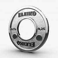 Диск Eleiko IPF Powerlifting Competition Disc - 0.25 kg (3000239)