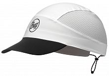 Кепка Buff Pack Run Cap, solid white (BU 113702.000.10.00)