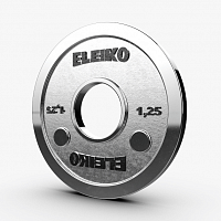 Диск Eleiko IPF Powerlifting Competition Disc - 1.25 kg (3000237)